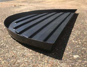 floor tray for tree rack