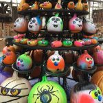 pumpkin display rack
