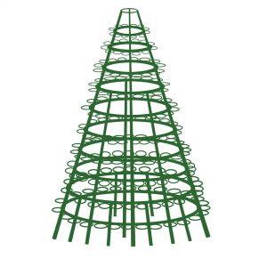 210 Poinsettia Plant Rack