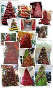 tree rack displays