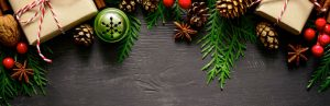 holiday decoration displays