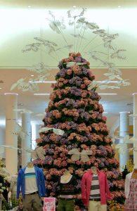 spring flower tree decoration