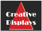 creative displays tree rack logo